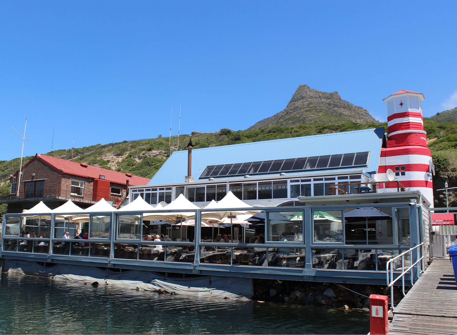 The Lookout Hout Bay